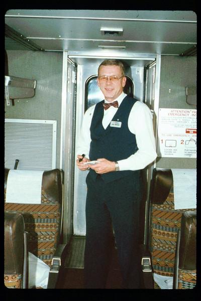 Amtrak trip to Washington, D.C., Fall 1991. acc2005.001.1532