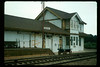 Goleta Depot gets a new coat of paint, 1992. acc2005.001.1628