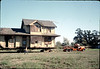 Moving Day, 11/18/1981.  Parking in field off Kellogg Avenue.. acc2005.001.0088