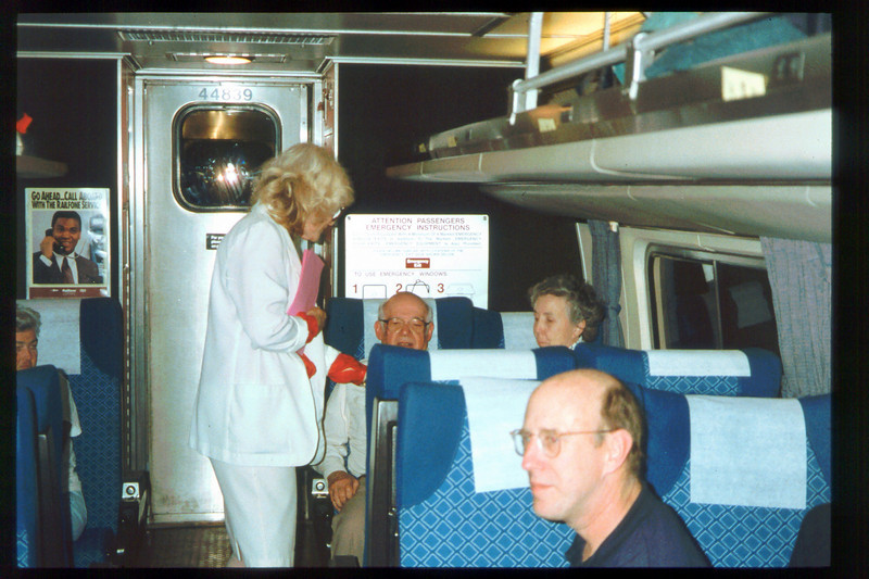 Sweetheart Special rail trip to San Diego took place Feb. 13-14, 1994. acc2005.001.1919