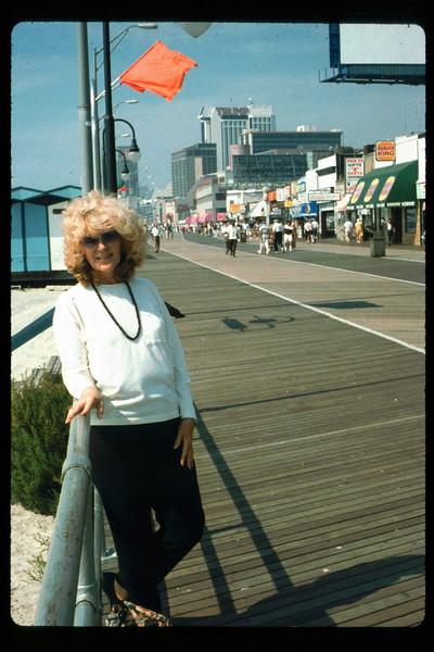 Amtrak trip to Washington, D.C. (Atlantic City), Fall 1991. acc2005.001.1553