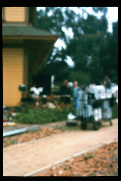 Goleta Depot appeared in a Kawasaki motorcycle commercial which was filmed in Sept. 1995 (Reported in the Depot Dispatch newsletter (Vol. 15, No. 4). acc2005.001.2106