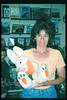 The 5th Annual Easter Bunny Express, held March 29, 1997 had many drawing winners. acc2005.001.2128