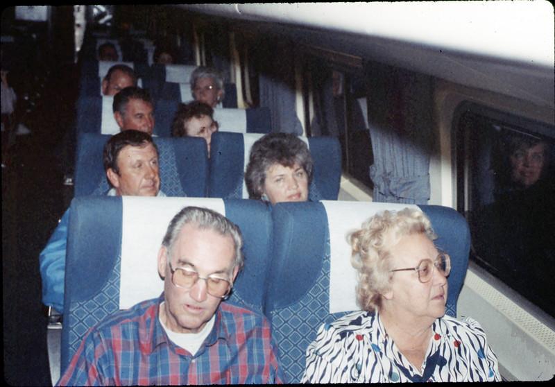 Sweetheart Special rail trip, 2/1990. acc2005.001.1253