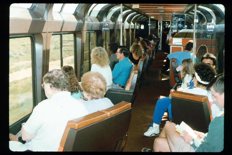 Amtrak trip to Washington, D.C., Fall 1991. acc2005.001.1528