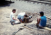 Eagle Scout project - wig-wag signal installation, Spring 1989. acc2005.001.1119