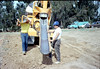 Tony Hernandez pouring footings.. acc2005.001.0039