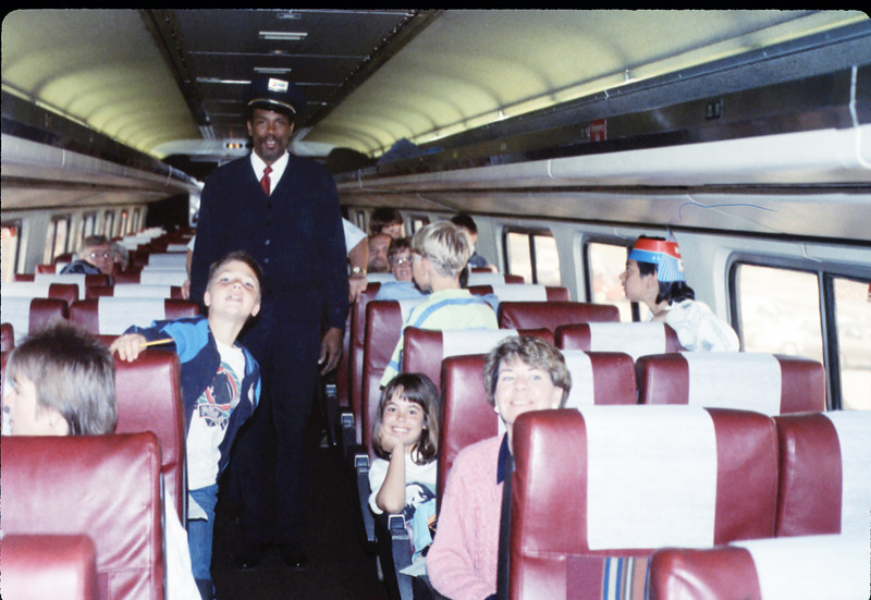 Foothill Elementary School 4th Grade trip to Glendale, 3/5/1990. acc2005.001.1264