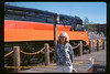 California State Railroad Museum, Sacramento trip (Phyllis Olsen), 1991. acc2005.001.1471