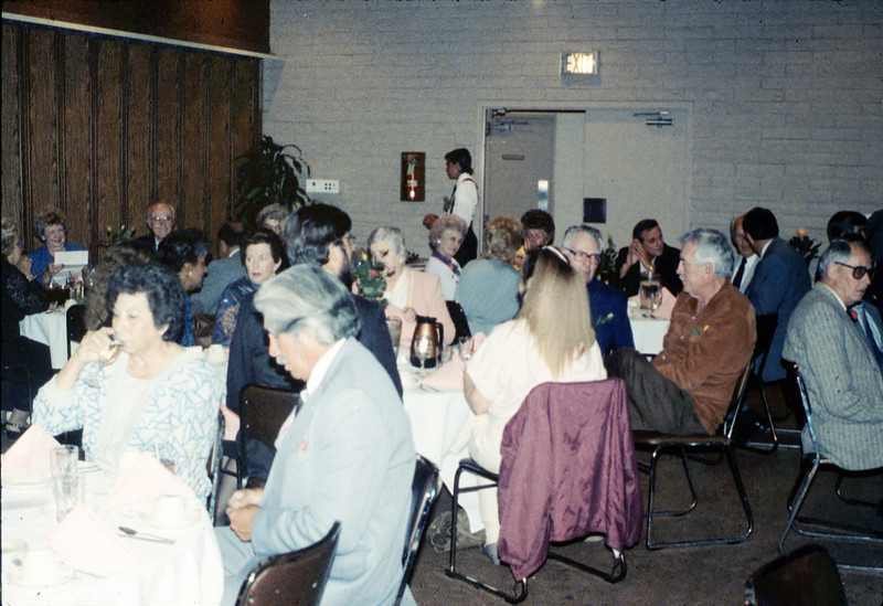 Annual Dinner at Holiday Inn, 5/11/1989 acc2005.001.1162