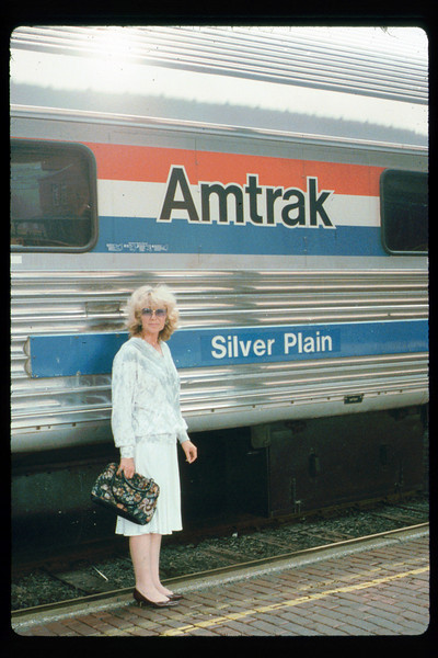 Amtrak trip to Washington, D.C., Fall 1991. acc2005.001.1552