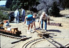 Fourth of July miniature-train rides, 7/4/1987 acc2005.001.0827