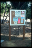 Museum information signboard, 1995. acc2005.001.2073