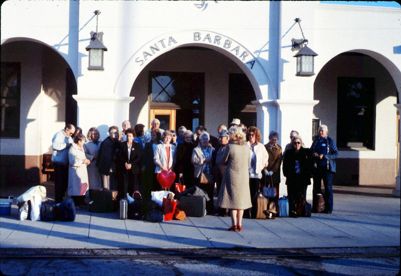 Sweetheart Special San Diego rail trip, 2/1989. acc2005.001.1036