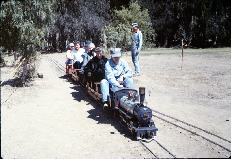 VIP Saturday, Santa Barbara Railroad Centennial, 8/22/1987 acc2005.001.0850