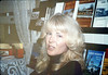 Phyllis Olsen at museum holiday party, 12/1987. acc2005.001.0888