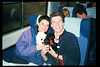 "During the 1995 Sweetheart Special trip to San Diego, Peter Bie and Catherine Remak were elected the ""Sweetheart Couple"", Feb. 11-12, 1995. acc2005.001.2028"