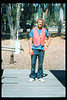 SWAP worker Steve Crane, 1993. acc2005.001.1877
