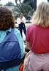 San Luis Obispo school rail trip (SB agent Toby Henke), 5/3/1989. acc2005.001.1129