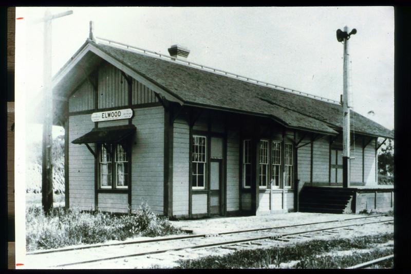 Ellwood (Elwood) Depot. acc2005.001.1807