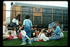 In Spring 1992, the museum led four school rail excursions. See Depot Dispatch, Vol. 12, No. 2 (Summer 1992) for details. 1992. acc2005.001.1637