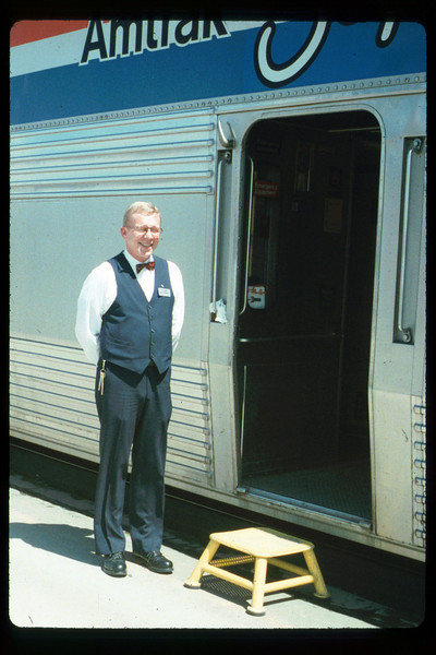 Amtrak trip to Washington, D.C., Fall 1991. acc2005.001.1542