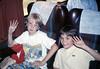 Museum leads Vieja Valley Elementary School rail trip to Glendale, 4/1989. acc2005.001.1073