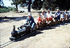 Fourth of July miniature-train rides, 7/4/1987 acc2005.001.0834