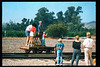 Depot Day handcar rides (Bill Parker), Sept. 24, 1994. acc2005.001.2020