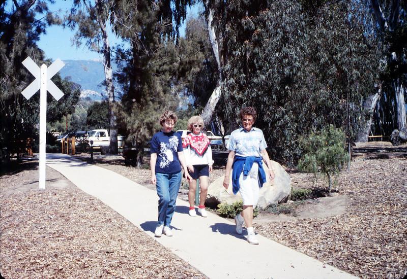 Asphalt Regatta spring fundraiser (Jones, Edee Brown, Anna Dato), 3/17/1990. acc2005.001.1308