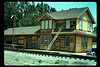 Goleta Depot gets a new coat of paint, 1992. acc2005.001.1618