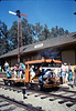 Depot Day handcar and speeder rides, 10/1990. acc2005.001.1410