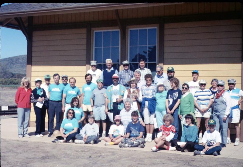 Asphalt Regatta spring fundraiser, 3/17/1990. acc2005.001.1295