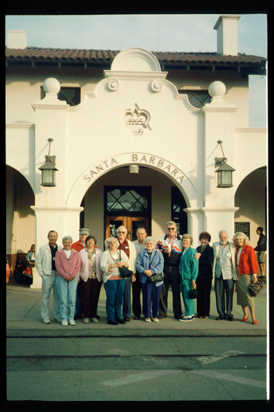 "The museum's ""Slow Train To Vegas"" rail excursion took place Oct. 31 thru Nov. 2, 1993. acc2005.001.1899"