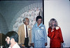 George Adams, Anna Dato and Phyllis Olsen, Annual Dinner, 1988 acc2005.001.0984
