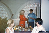 Phyllis Olsen and Steve Kramer, Annual Dinner, 1988 acc2005.001.0983