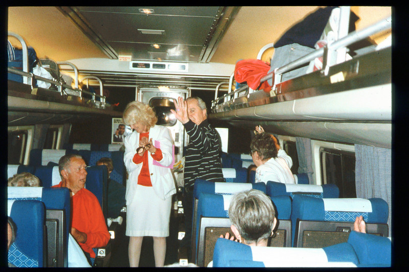 Sweetheart Special rail trip to San Diego took place Feb. 13-14, 1994. acc2005.001.1922