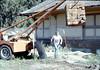 Loading cribbing, 3/2/1982. acc2005.001.0179