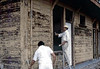 Painter's Union work day (#1), 8/28/1982. acc2005.001.0302