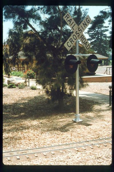 Crossing signal, 1991. acc2005.001.1495