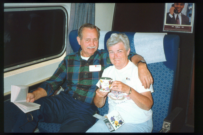 Sweetheart Special rail trip to San Diego took place Feb. 13-14, 1994. acc2005.001.1923