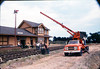 Laying of the standard-gauge track, 5/11/1985acc2005.001.0525H
