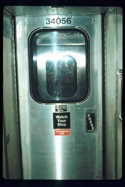 Amtrak trip to Washington, D.C., Fall 1991. acc2005.001.1530