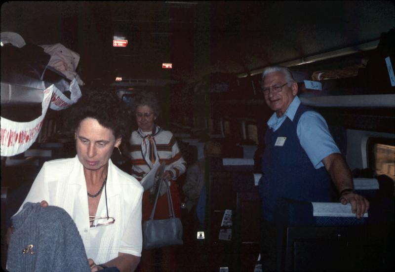 Sweetheart Special San Diego rail trip (Paul Conover), 2/1989. acc2005.001.1041