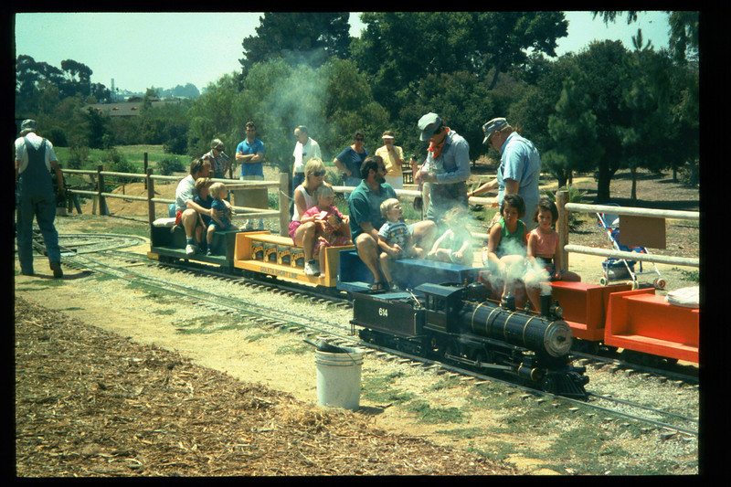 """The 1995 """"Steaming Summer"""" event was held June 24, July 22, and Aug. 26. acc2005.001.2086"""