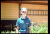 Museum volunteer Ryan Lugo, 1994. acc2005.001.1940