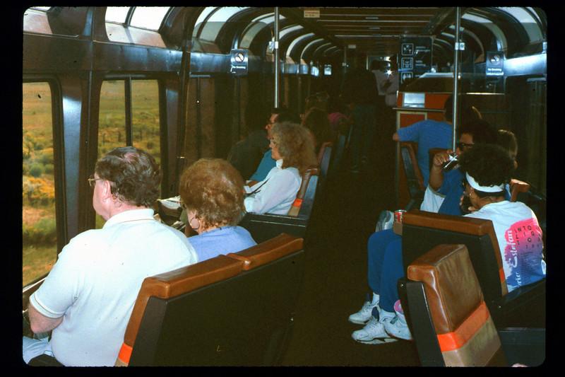 Amtrak trip to Washington, D.C., Fall 1991. acc2005.001.1524
