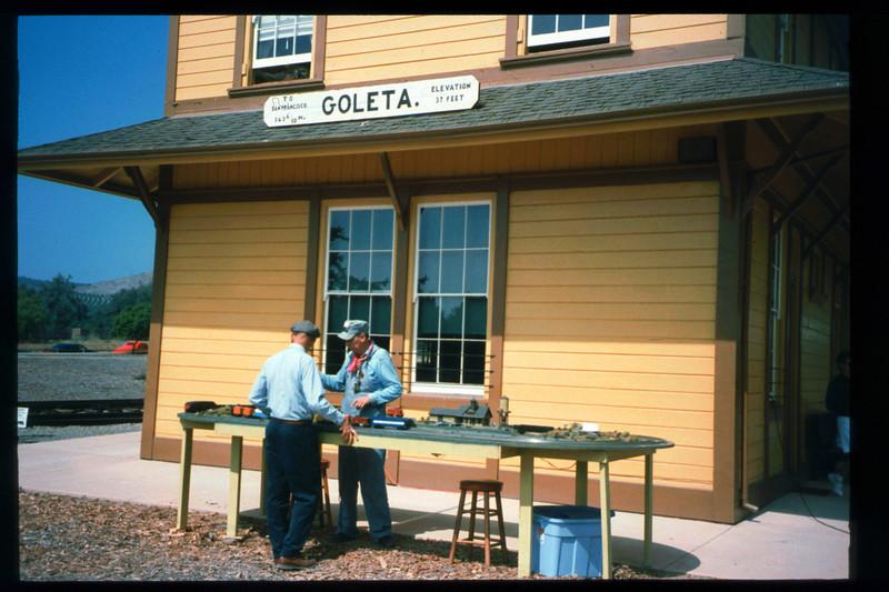 Depot Day model-train exhibition (Gene Rantanen), Sept. 24, 1994. acc2005.001.2019