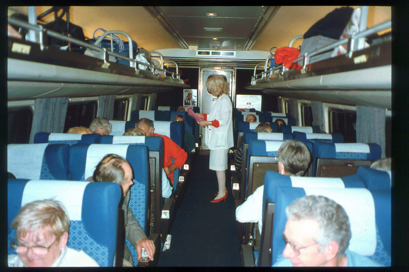 Sweetheart Special rail trip to San Diego took place Feb. 13-14, 1994. acc2005.001.1918