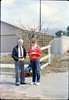 1987 Asphalt Regatta spring fundraiser - George Adams and Anna Dato. acc2005.001.0775
